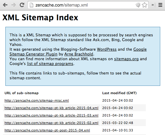 What Does Invalid XML Sitemap Status Code Mean