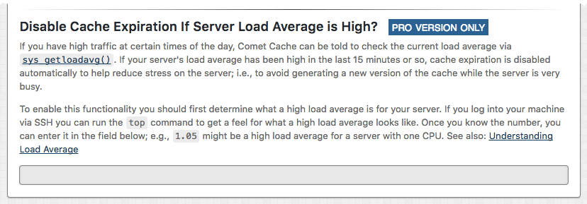 Feature: Server Load Monitoring