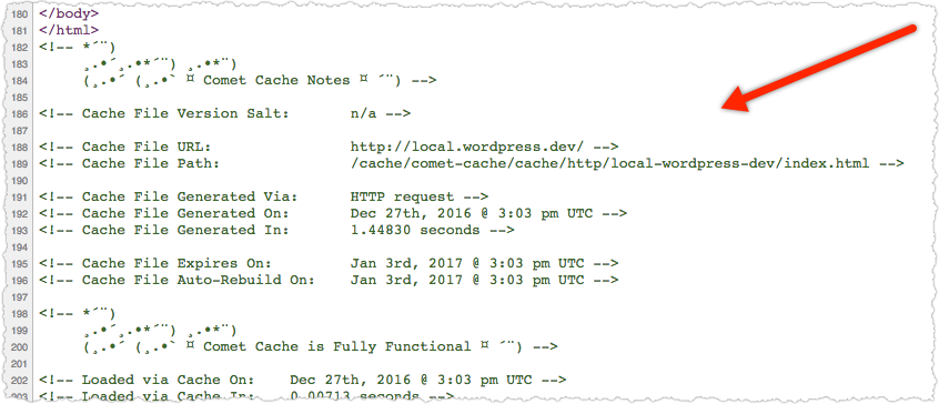 comet-cache-html-notes